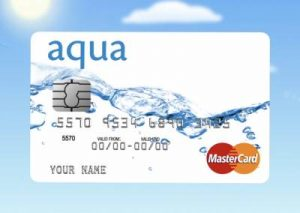 Can't pay my Aqua Credit Card