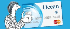 Can't pay Ocean Credit Card